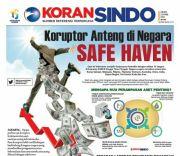 Negara Safe Haven Bikin Koruptor Anteng