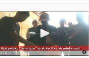 Pemuda Banting Bocah di Bogor Minta Maaf, Kasus Diselesaikan Kekeluargaan