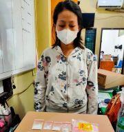 Tidur Lelap di Kamar, IRT Pengedar Narkoba Ini Dibekuk Polisi
