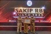 Tertinggi di Gorontalo, Bonebol Kembali Raih Penghargaan SAKIP BB