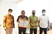 Mampu Laksanakan Reformasi Birokrasi dengan Baik, Gorontalo Terima Penghargaan