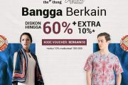Ini Deretan Brand Kain Etnik Nusantara, Dapatkan Promo Diskon 60% Bangga Berkain The F Thing