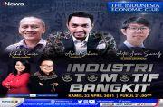 Industri Otomotif Bangkit, Saksikan Selengkapnya di The Indonesia Economic Club Malam Ini Pukul 21.00 WIB Hanya di iNews