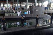 Eks Komandan Nuklir Inggris: Jika Sesuatu Terjadi, Kapal Selam Nanggala-402 Mustahil Ditemukan
