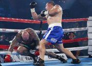 Kontroversi Raja Kelas Berat Lucas Browne Di-KO Eks Pemain Rugby