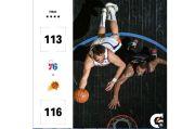 Hasil Lengkap Pertandingan NBA, Kamis (22/4/2021): Sixers Rontok, Raptors Tekuk Nets