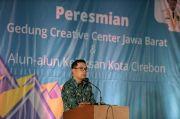 Resmikan Creative Center di Cirebon, Ridwan Kamil: Jangan Sampai Kosong