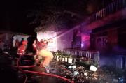 Api Tungku Menjalar, 2 Pabrik Tahu dan 1 Rumah di Ungaran Terbakar