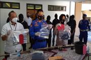 Tangkap dan Bunuh Penyu, 7 Nelayan Gunungkidul Diamankan Polisi