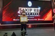 Tertinggi di Sulsel, Kabupaten Wajo Raih Penghargaan SAKIP dan RB.