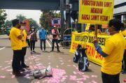 Demo KPK, Petani Minta Pemerintah Benahi Tata Kelola Sawit