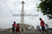 Pagi Ini, Sebagian Besar Cuaca di Jakarta Cerah Berawan