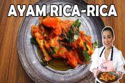 Ayam Rica-rica Khas Manado dan Kue Bagea Cocok untuk Buka Puasa