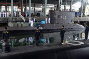 Pakar Militer Khawatir Kapal Selam Nanggala-402 Indonesia Kebanjiran