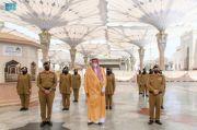 Layani Jamaah selama Ramadhan, 99 Personel Wanita Dikerahkan di Masjid Nabawi