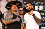 Duel Andy Ruiz Jr vs Chris Arreola Disebut Cuma Gimik