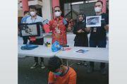 Surabaya Gempar, Suami Tega Bunuh Istri Hamil 5 Bulan karena Kesal Dihina