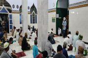Wabup Merlan Keliling Masjid Sampaikan Pentingnya Penegakan Protokol Kesehatan