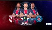 Live Streaming RCTI Plus: Metz vs Paris Saint-Germain
