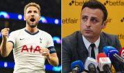 Berbatov Heran Lihat Ambisi Harry Kane bersama Tottenham Hotspur