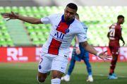 Mbappe Borong Dua Gol, PSG Puncaki Klasemen Ligue 1