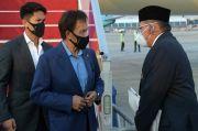 Sultan Brunei Tiba di Indonesia untuk Hadiri KTT ASEAN