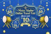 Mantap, Ada Liburan Mulai Rp10.000 di Mister Aladin Online Travel Fair 2021!