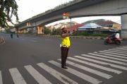 Akhir Pekan, Arus Lalu Lintas di Jakarta Terpantau Lancar