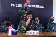 Kesedihan Panglima TNI saat Nyatakan KRI Nanggala-402 Resmi Tenggelam