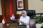 Wahai Kartini Indonesia, Menaker Ida Bilang Jangan Pernah Berhenti Belajar dan Bermimpi