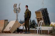 Usai Iron Dome Gagal Cegat Rudal Suriah, Israel Diserang Roket-roket Gaza