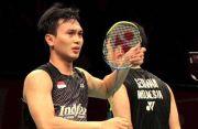 Ramadhan ala Mohammad Ahsan, Jelang Malaysia Open 2021