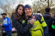 Valentino Rossi Ngaku Beruntung Bisa Jadian dengan Sofia Novello