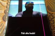 Foto Terakhir Lettu Sona Perwira KRI Nanggala-402 Asal Blitar: Pak Aku Budal