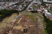 Fraksi Golkar Desak Pemprov Selesaikan Pembangunan Stadion Mattoanging