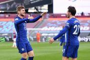 Menangi Derby London, Chelsea Belum Terkalahkan dalam 7 Laga Tandang