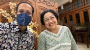 Kunjungi Megawati, Secara Politis Posisi Nadiem Makarim Aman di Kabinet