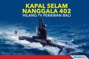 KRI Nanggala Terbelah, Panglima TNI: Prajurit Terbaik Hiu Kencana Telah Gugur