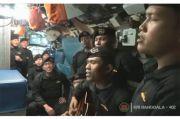 Video Awak KRI Nanggala-402 Dendangkan Lagu Sampai Jumpa Endank Soekamti Viral, Netizen: Sedih Banget Ya Allah