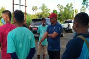 Antar Bantuan Korban banjir, Rombongan JPIC SVD Dihadang Sopir Bupati Lembata