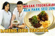 Sahur dan Buka Puasa dengan Menu Korea Tteokgalbi ala Chef Arnold Poernomo