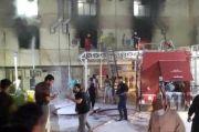 Tabung Oksigen Meledak Picu Kebakaran di RS COVID Irak, 23 Tewas