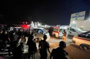 Korban Tewas Kebakaran di RS Covid Irak Meningkat Tajam