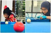 Amel dan Anabel, Atlet Biliar Kakak Beradik: Menjaga Prestasi di Tengah Pandemi