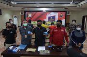 Empat Oknum Pejabat Pemkot yang Ditangkap Sudah Setahun Kecanduan Sabu