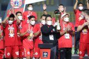 Oknum Suporter Bikin Rusuh Usai Final, Menpora Tetap Optimis Liga 1 Bakal Bergulir
