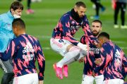 Real Madrid vs Chelsea Lupakan Kisruh Liga Super Eropa