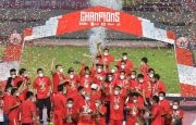 Insiden Berkerumun Usai Persija Juara Piala Menpora, The Jakmania Sampaikan Permintaan Maaf