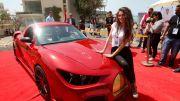 Mobil Listrik Pertama Lebanon Terinspirasi Kubah Batu Masjid Al-Aqsa