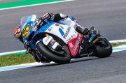 Pertahankan Kecepatan Motor, Dimas Ekky Digdaya di FIM CEV Moto2 Portugal